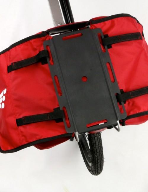 igo venture bagażnik i sakwy