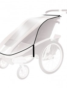 THULE Chariot - Osłona przeciwdeszczowa Chinook2